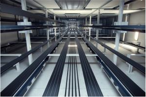Ứng dụng công nghệ hiện đại trong thang máy Kone