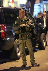 Xem đặc vụ Mỹ bảo vệ Obama trong đêm tại Hà Nội