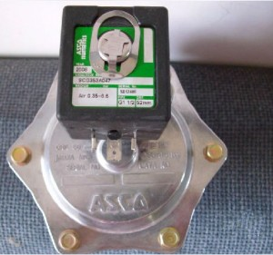 Van rũ Bụi ASCO SCG353A050 ( Ren 2″ – DN50 )