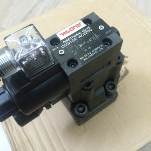 Van an toàn 2 cấp điều khiển điện gián tiếp DBW10A-AC220V